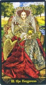 3 Императрица Таро Иллюминатов (Tarot Illuminati)